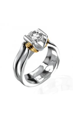 Claude Thibaudeau La Cathedrale Engagement Ring PLT-1322 product image