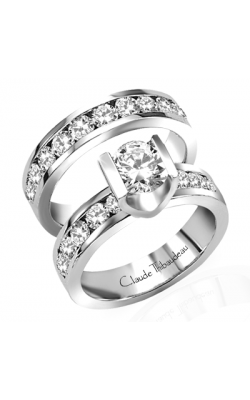 Claude Thibaudeau La Cathedrale Engagement Ring PLT-1337 product image