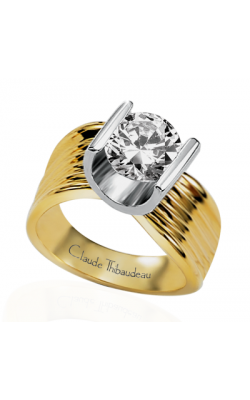 Claude Thibaudeau La Cathedrale Engagement Ring PLT-2307 product image