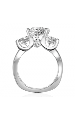 Claude Thibaudeau La Trinite Engagement ring PLT-1645 product image