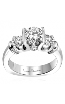 Claude Thibaudeau La Trinite Engagement Ring PLT-1546 product image