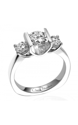 Claude Thibaudeau La Trinite Engagement Ring PLT-1553 product image