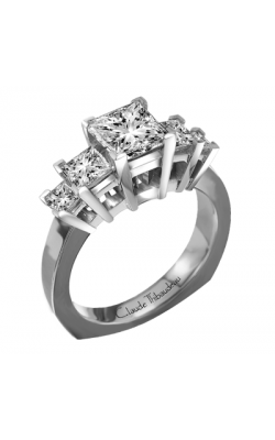 Claude Thibaudeau La Trinite Engagement Ring PLT-1865 product image