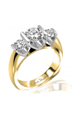 Claude Thibaudeau La Trinite Engagement Ring PLT-2305 product image