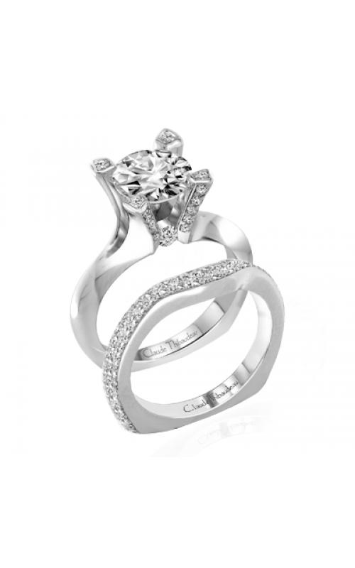 Claude Thibaudeau La Royale Engagement ring MODPLT-1699 product image
