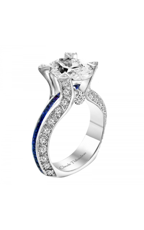 Claude Thibaudeau La Royale Engagement ring MODPLT-1957 product image
