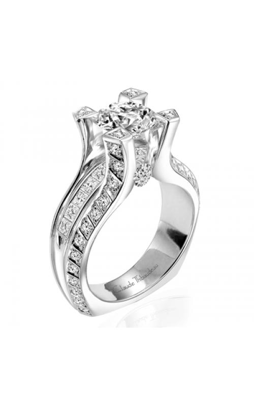 Claude Thibaudeau La Royale Engagement ring MODPLT-1751 product image