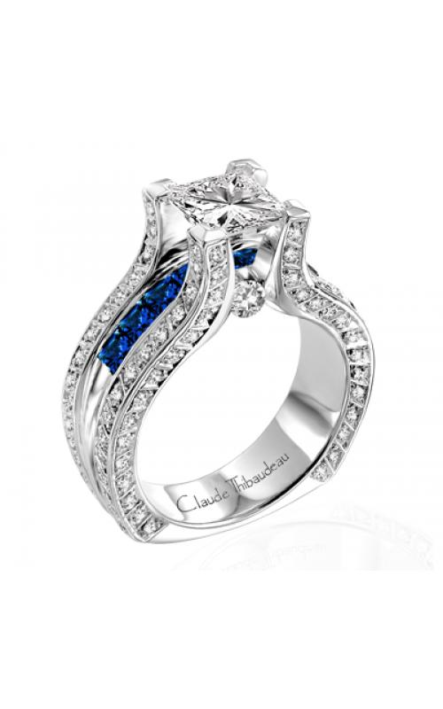 Claude Thibaudeau La Royale Engagement ring MODPLT-1638 product image