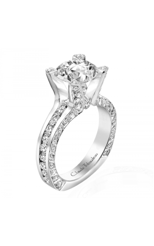 Claude Thibaudeau La Royale Engagement ring MODPLT-1691 product image