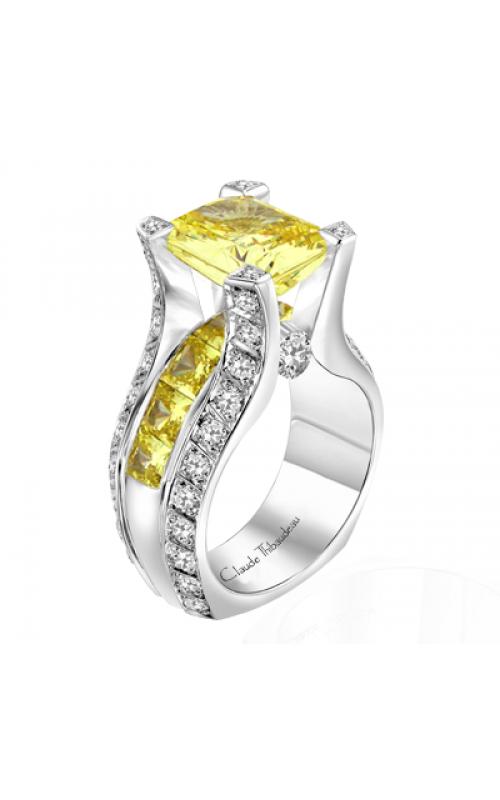 Claude Thibaudeau La Royale Engagement ring MODPLT-1656 product image