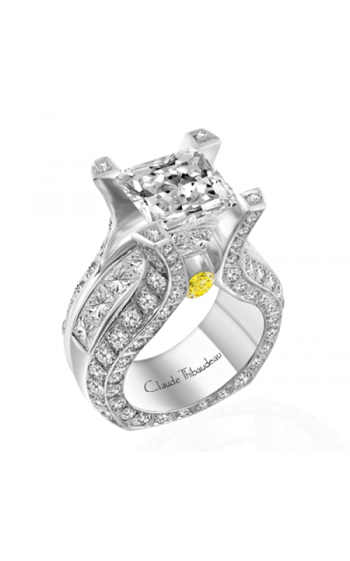 Claude Thibaudeau La Royale Engagement ring MODPLT-1717 product image