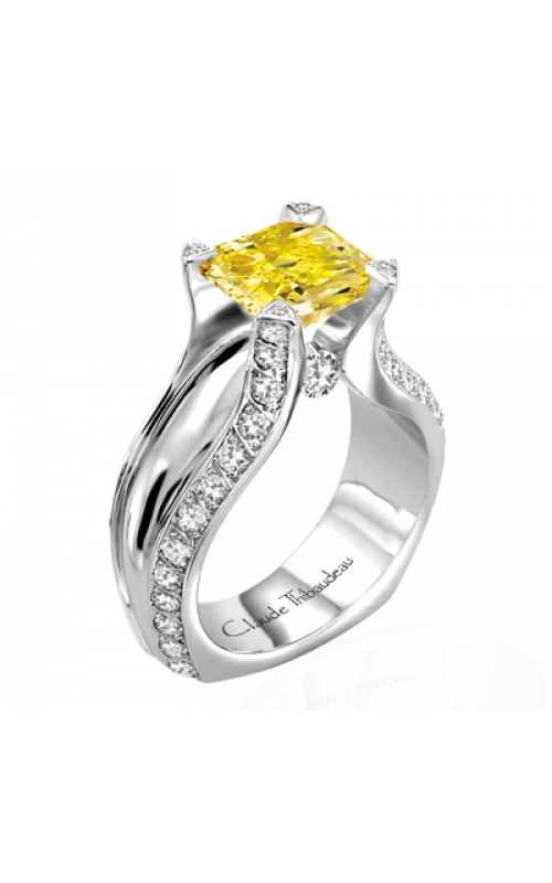 Claude Thibaudeau La Royale Engagement ring MODPLT-1661 product image