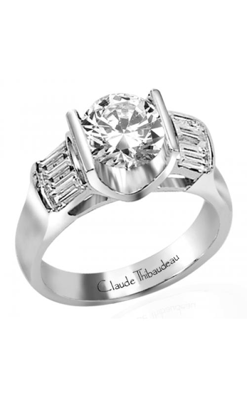 Claude Thibaudeau La Cathedrale Engagement ring PLT-1256 product image