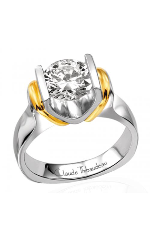 Claude Thibaudeau La Cathedrale Engagement ring PLT-1578 product image