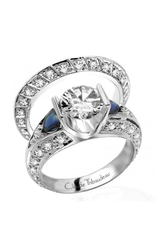 Claude Thibaudeau La Cathedrale Engagement ring PLT-1280 product image