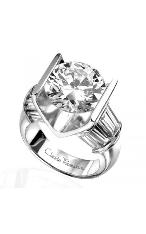 Claude Thibaudeau La Cathedrale Engagement ring PLT-1346 product image