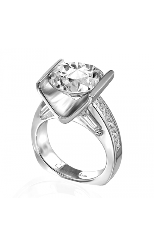 Claude Thibaudeau La Cathedrale Engagement ring PLT-1347 product image