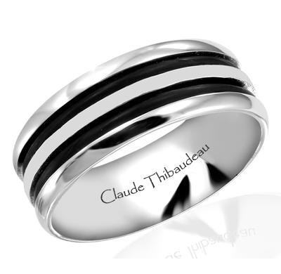 Claude Thibaudeau Black Hevea PLT-1570-H product image
