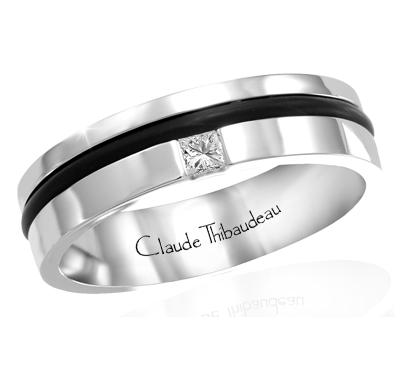 Claude Thibaudeau Black Hevea PLT-1641-H product image
