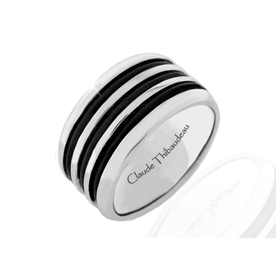 Claude Thibaudeau Black Hevea PLT-1573-F product image
