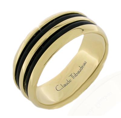 Claude Thibaudeau Black Hevea PLT-2586-H product image