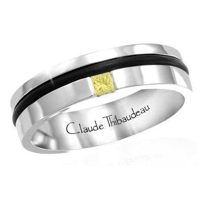 Claude Thibaudeau Black Hevea PLT-1664-H product image