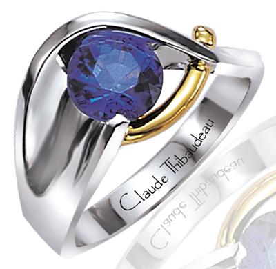 Claude Thibaudeau Colored Stone PLT-16 product image