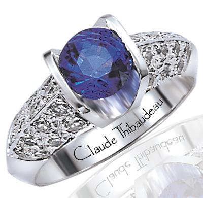 Claude Thibaudeau Colored Stone PLT-194 product image
