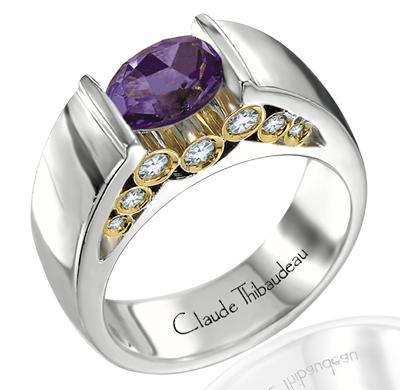 Claude Thibaudeau Colored Stone PLT-1258 product image