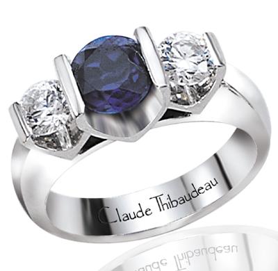 Claude Thibaudeau Colored Stone PLT-1302 product image