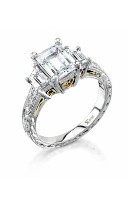 Coast Diamond Hand Engraved Engagement Ring LP2215 product image