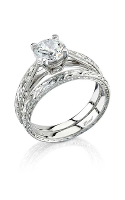Coast Diamond Hand Engraved Engagement Ring LP2313 WP2313 product image