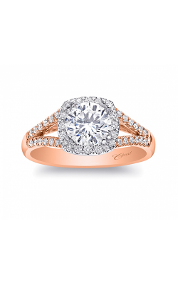 Coast Diamond Rose Gold Engagement Ring LC5340RG product image