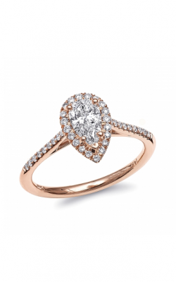 Coast Diamond Rose Gold engagement ring LC5410-PRS RG product image