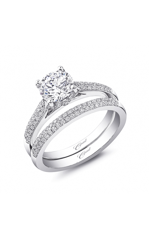 Coast Diamond Romance Engagement ring LC5446 WC5446 product image