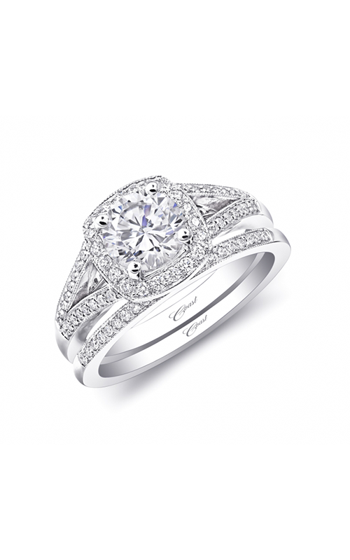 Coast Diamond Romance Engagement ring LC5440 product image