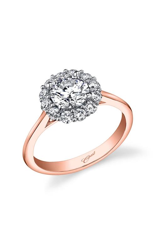 Coast Diamond Rose Gold Engagement ring LC5205RG product image