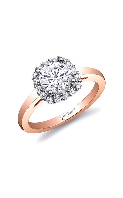 Coast Diamond Rose Gold Engagement ring LC5381RG product image