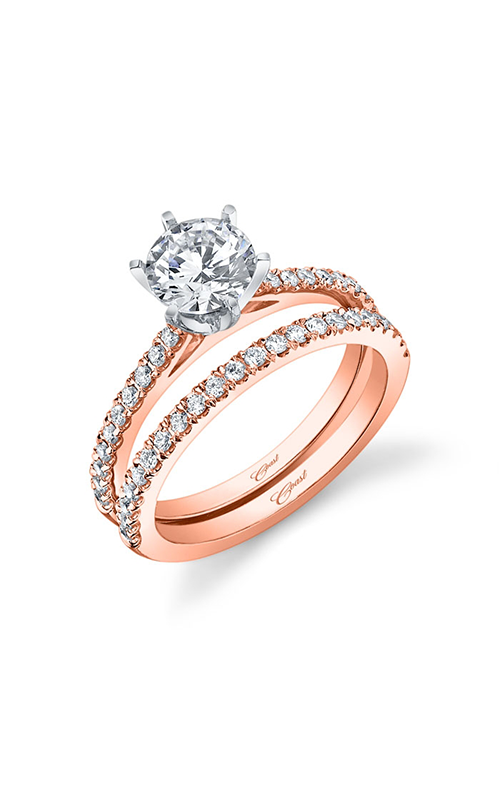 Coast Diamond Rose Gold Engagement ring LC5250RG WC5250RG product image