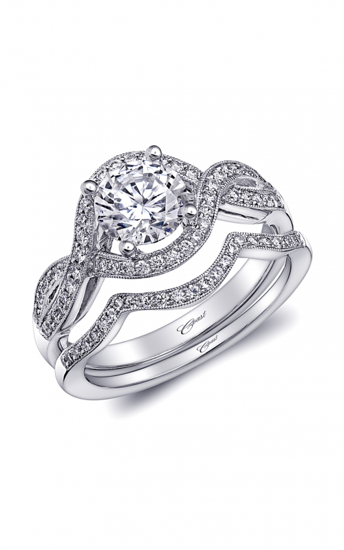 Coast Diamond Romance Engagement ring LC10263 product image