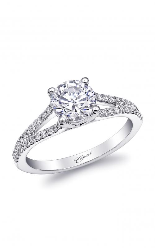 Coast Diamond Charisma Engagement ring LC10120 product image