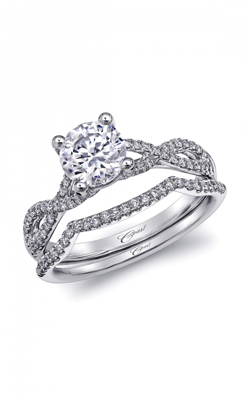 Coast Diamond Charisma Engagement ring LC10212 product image
