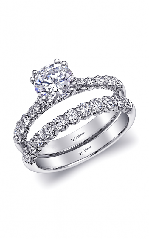 Coast Diamond Charisma Engagement ring LS15001 WS15001 product image