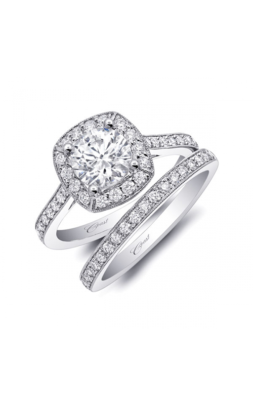 Coast Diamond Romance Engagement ring LC5357 WC5357 product image