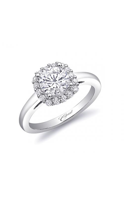 Coast Diamond Romance Engagement ring LC5381 product image
