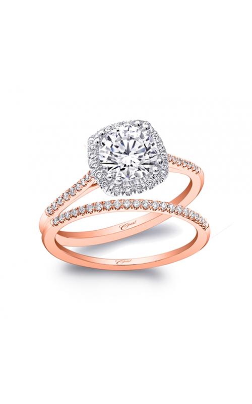 Coast Diamond Rose Gold Engagement ring LC5410RG WC5410RG product image