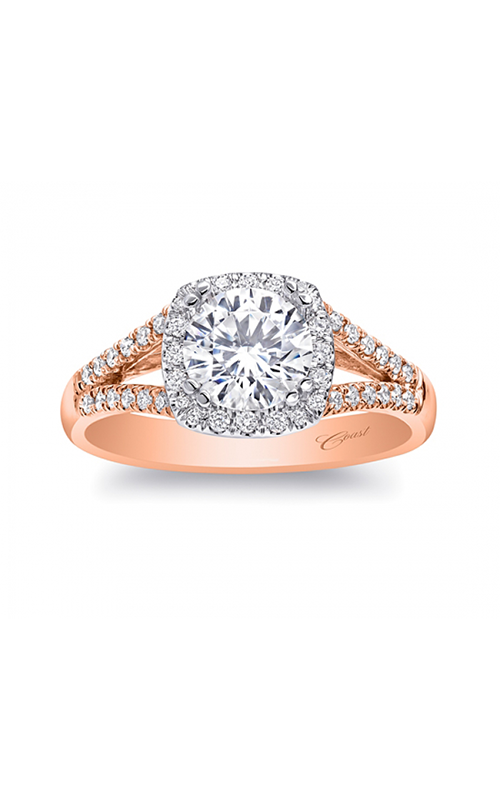 Coast Diamond Rose Gold Engagement ring LC5340RG product image