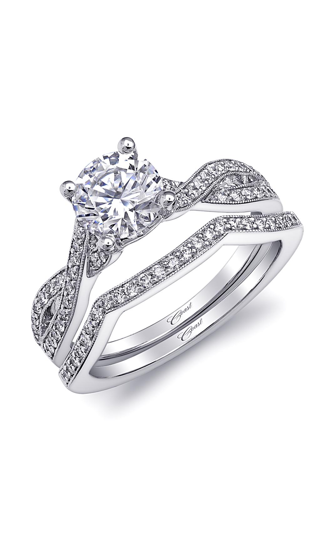 Coast Diamond Romance Engagement Ring Lc10254