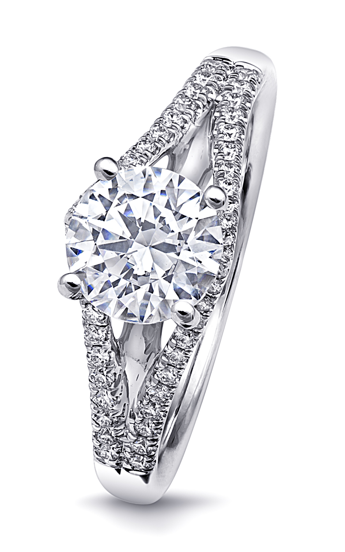 Coast Diamond Charisma  engagement ring LC6001 product image