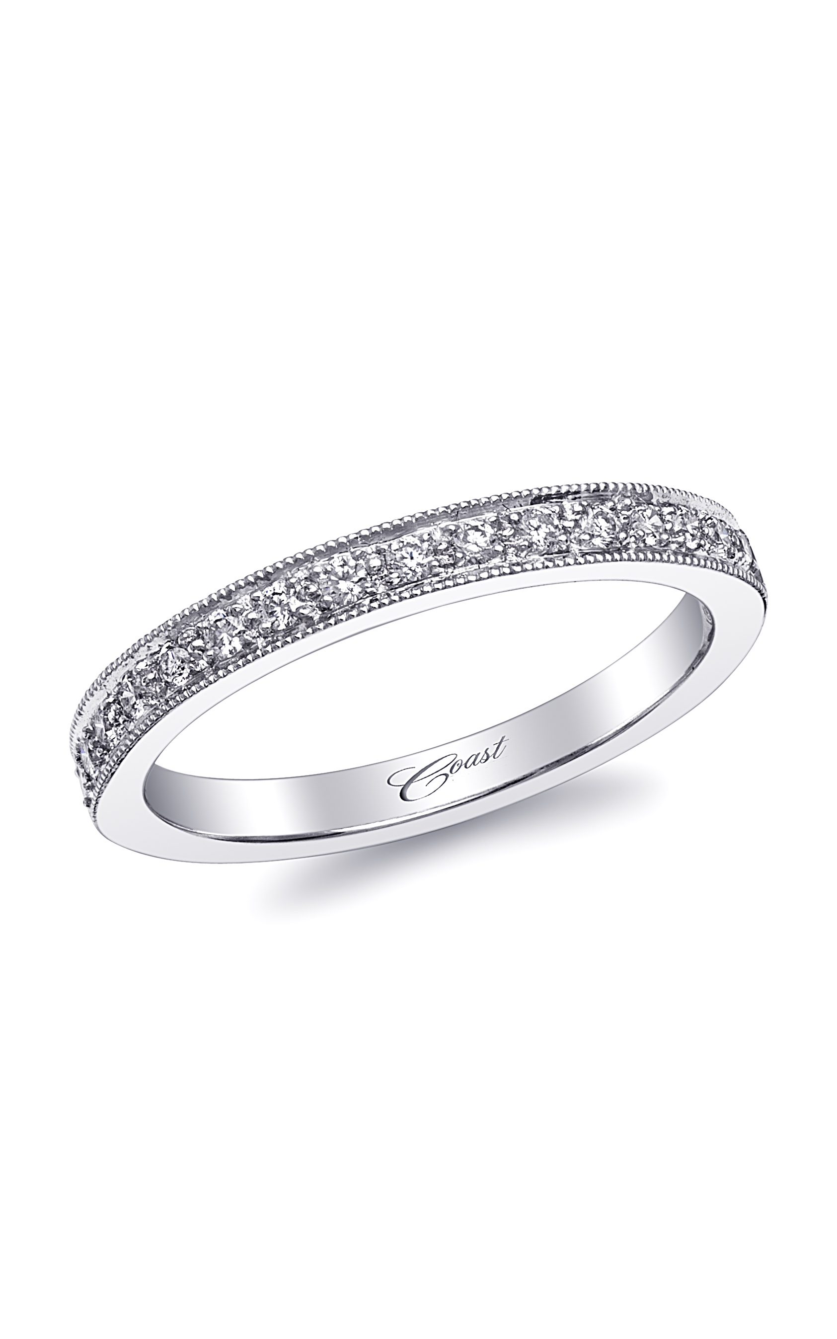 Coast Diamond Wedding Bands WC0888H product image